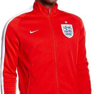 NIKE England N98 Full Zip-589856-600-Size L Soccer